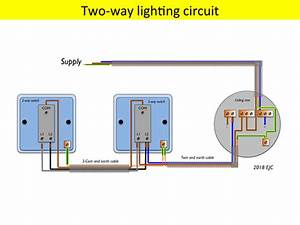 Lighting Circuits  2-way And Intermediate