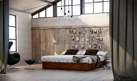bedrooms  wooden panel walls home design lover
