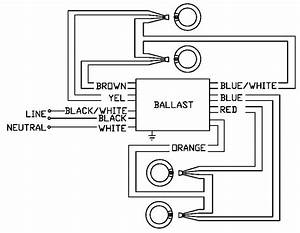 Workhorse Ballast Wiring Diagram