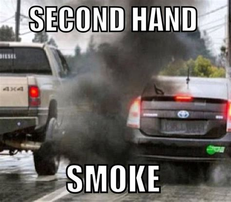 Trucker Memes - second hand smoke meme dodge diels pinterest meme cummins and truck memes