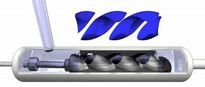 Pump Rotor Helical Pumps Solar Lorentz Positive