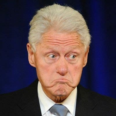 Bill Clinton Whines Vast Right Wing Conspiracy Always Out