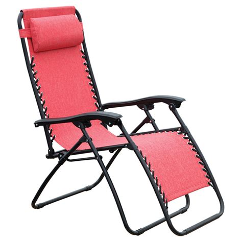 chaise plage pliante quot relax quot patio lounge chair 44 1 quot rona