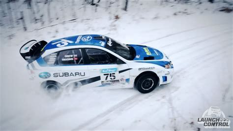 launch control subaru rally team usa tackles snodrift