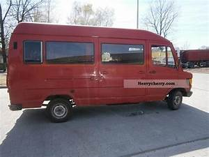 Mercedes 308 : mercedes benz 207 208 308 307 2 3 diesel long 1990 box type delivery van high and long photo ~ Gottalentnigeria.com Avis de Voitures