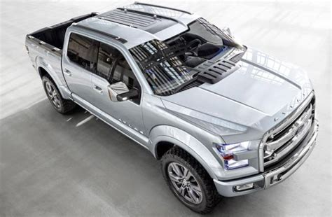 ford atlas price release date specs interior