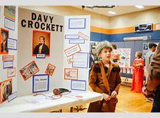 2nd Grade Wax Museum Brook Hill School Tyler, TX