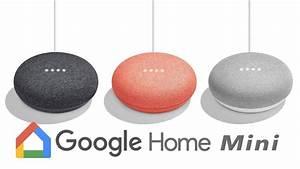 Google Home Mini Farbe : google home mini ggslk ~ Lizthompson.info Haus und Dekorationen