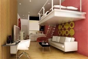 Deco Petite Chambre Adulte : chambre coucher 103 grandes id es ~ Melissatoandfro.com Idées de Décoration