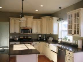 white kitchen cabinets tan walls quicua com