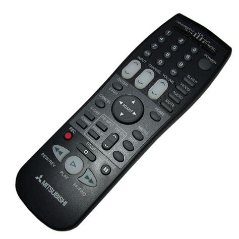 Mitsubishi Tv Remote by Original Mitsubishi Remote For Ws 55311 Ws55311 Tv