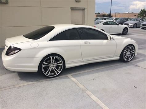 all car manuals free 2010 mercedes benz cl class free book repair manuals purchase used 2010 mercedes benz cl550 fully customized by mc customs in miami in winter
