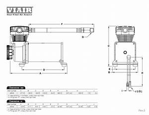 Viair Ultra Duty Onboard Air System