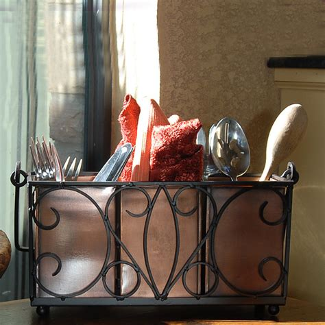 hang kitchen cabinets jackson flatware caddy mediterranean atlanta by iron 1557