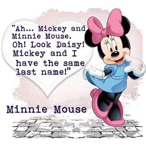 mickey mouse  minnie love quotes quotesgram
