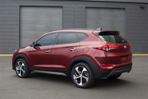 2016 Hyundai Tucson First Look