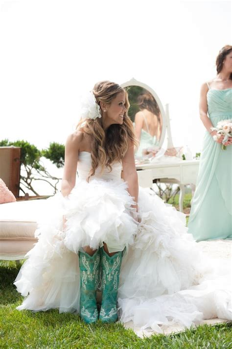 country chic wedding dresses rustic western
