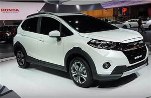 Honda Jazz Based Crossover Likely To Be Called Wr V India Launch In 2017 - 2018 Best Cars Reviews
