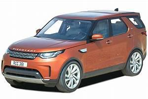 Land Rover Discovery SUV Interior Dashboard Satnav