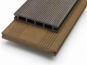 Lame Composite Pour Terrasse : lames composites le bon choix pour ma terrasse ~ Melissatoandfro.com Idées de Décoration