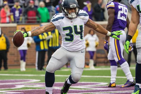 seahawks  vikings  quarter thread field gulls