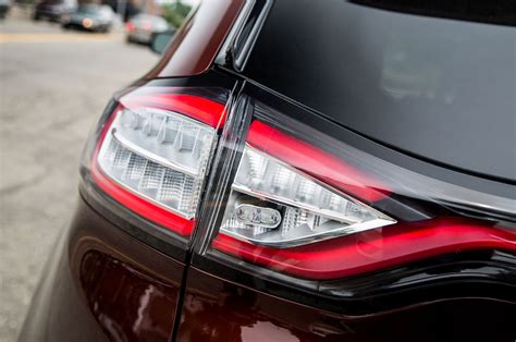ford edge tail lights 2015 ford edge reviews and rating motor trend