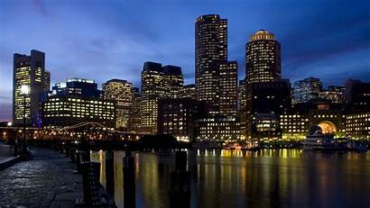 Wallpapers Background Night Cool Pc Skyline Cityscape