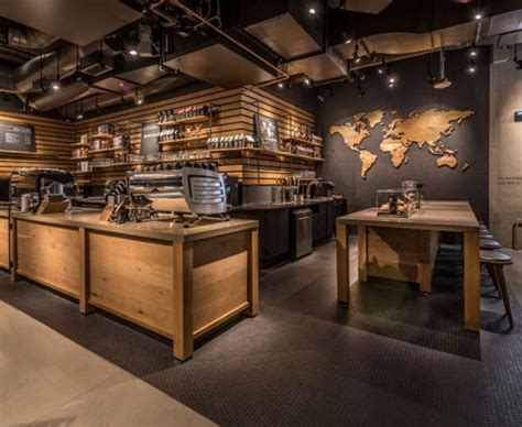 starbucks opens  seattle store  reserve coffee