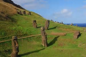 Rapa Nui Island (Easter Island) - Ashtronort - History's Mysteries Easter Island (Chile)