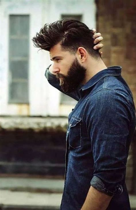 cool full beard styles  men  tap
