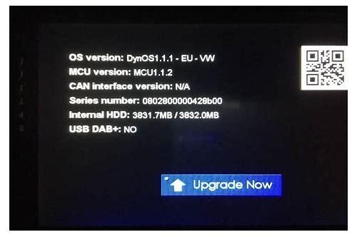 Dynavin N6 Update
