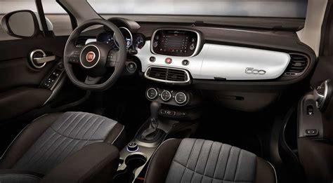 Fiat Interior by 2018 Fiat 500x Mac Haik Flowood Cdjr Flowood Ms