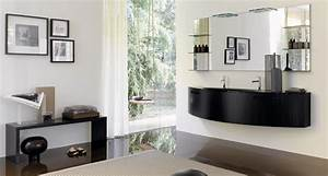 idee meuble salle de bain haut de gamme With meuble de salle de bain haut de gamme