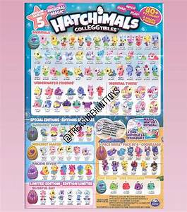 We Scanned A Copy Of The New  Hatchimals Collectors Guide