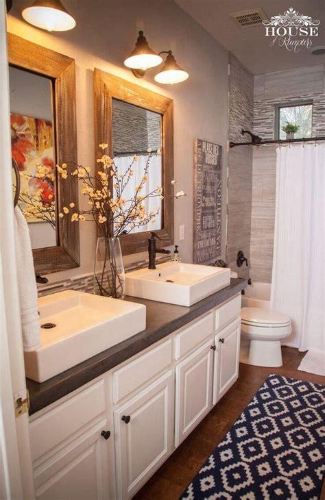 beautiful country bathroom design  decor ideas