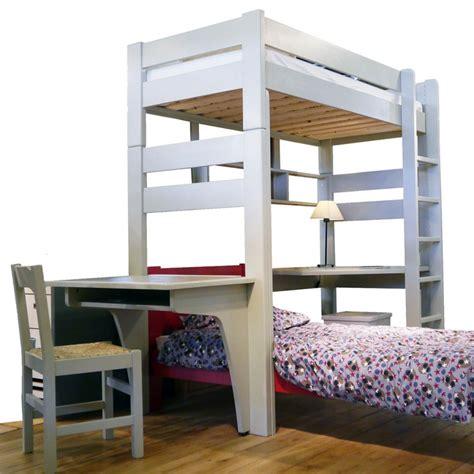 bureau pour lit bureau droit et d 39 angle pour lit superposé mathy by bols