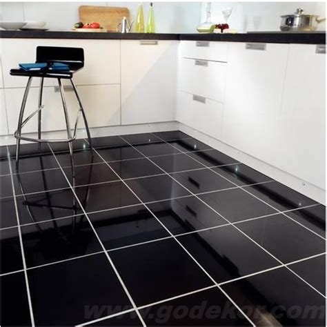 black tile flooring kitchen kalebodur seramik yer d 246 şeme modelleri dekorasyon 4750