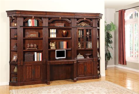 Bookcase Wall Units by Wellington 32 Quot Bookcase Wall Unit From House