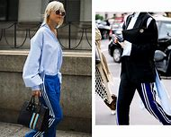 Fashion Track Pants Outfit