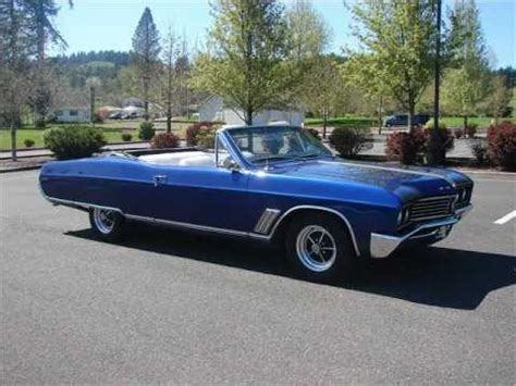 1967 Buick Skylark Convertible For Sale by Gorgeous 1967 Buick Skylark Convertible Sold