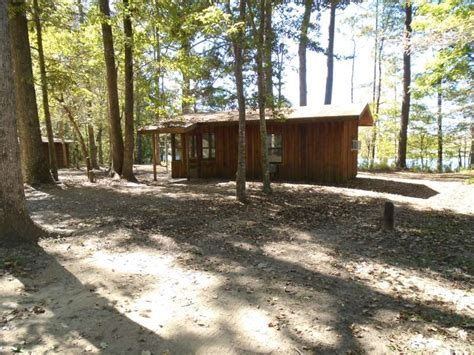 Martin Dies, Jr. State Park Limited Use Cabins ? Texas