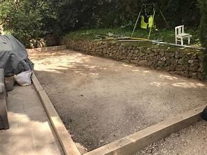 Dimension Terrain De Boule : comment construire terrain de p tanque on vous dit tout ~ Dode.kayakingforconservation.com Idées de Décoration