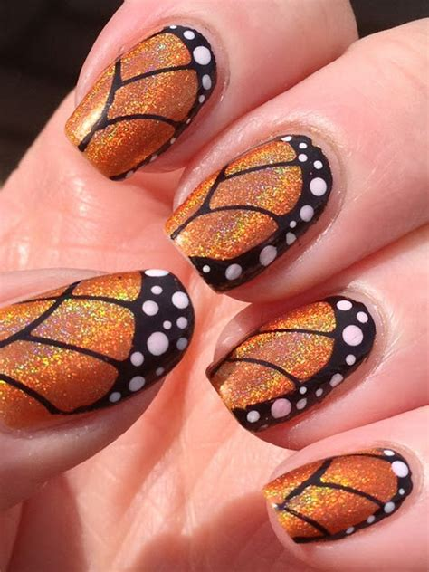 butterfly nail designs 30 pretty butterfly nail designs noted list