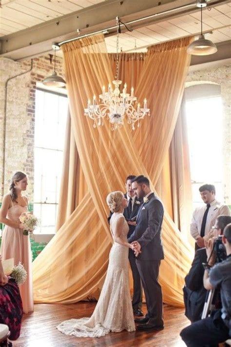 50 awesome indoor wedding ceremony backdrops wedding