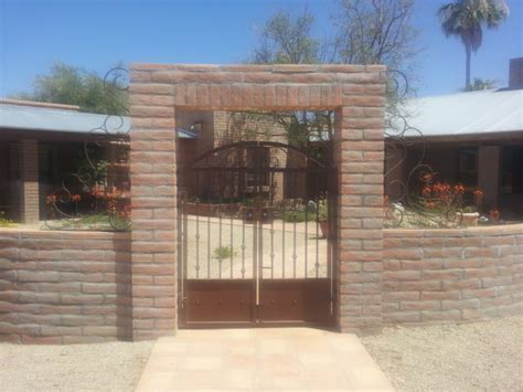iron doors gates services  phoenix scottsdale steel