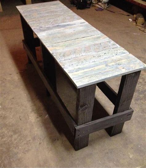 pallet wood furniture diy reclaimed pallet wood bench wooden pallet furniture Reclaimed