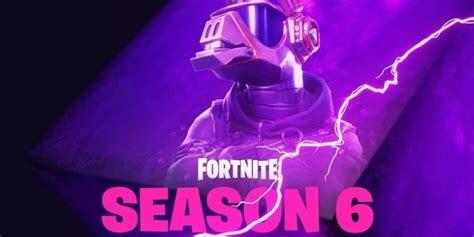 'fortnite' Season 6 Teaser Revealed