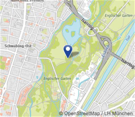 Englischer Garten München Plan by Englischer Garten In M 252 Nchen Das Offizielle Stadtportal