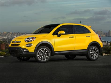 Mpg Fiat by Fiat 500x Sport Utility Models Price Specs Reviews