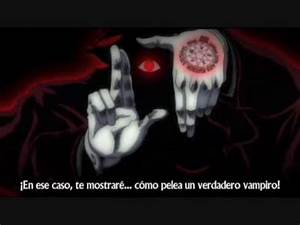 AMV Hellsing OVA II Alucard VS Luke Valentine (So Cold ...